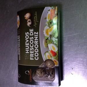 Huevos Codorniz