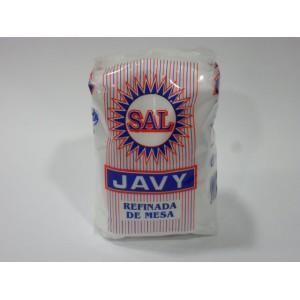 Sal refinada de mesa Javy